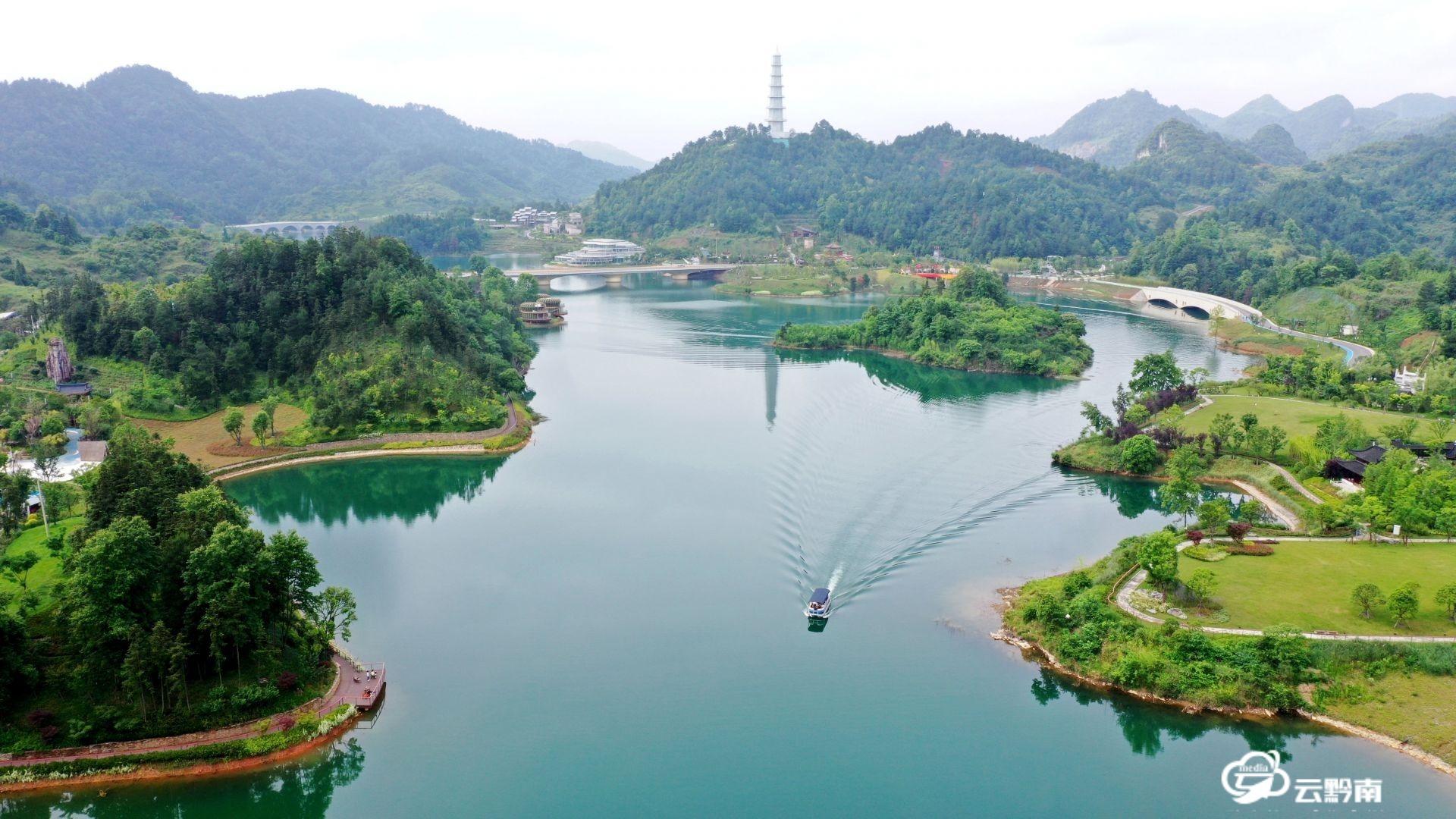 共植青山护绿水——黔南生态文明建设工作掠影