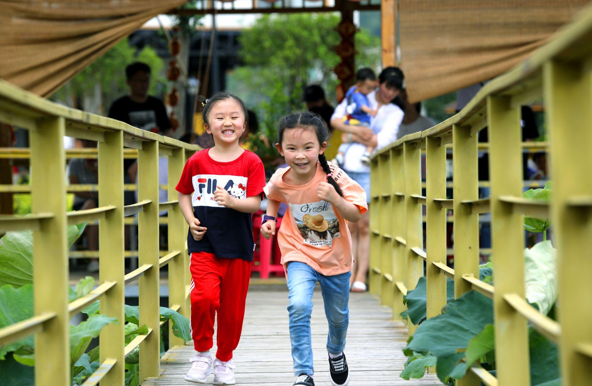 笑逐颜开的幸福生活——黔南社会民生发展掠影